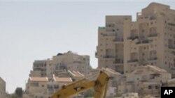 การระงับการก่อสร้างบ้านในเขตยึดครองของอิสราเอล เป็นกุญแจสำคัญในความพยายามเจรจาสันติภาพสำหรับตะวันออกกลาง