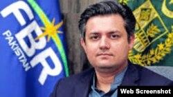 وزیر اقتصادی امور، حماد اظہر (فائل)