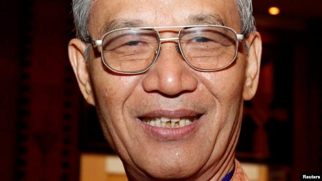 Tiến sĩ Sử học Nguyễn Nhã.