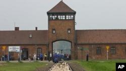 독일 아우슈비츠 수용소의 2008년 모습. (자료사진)