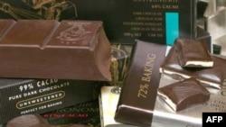 Biznesi i çokollatës në Amerikë