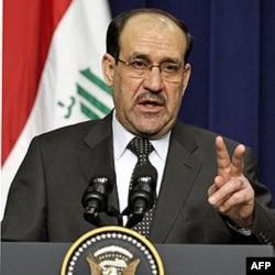 Iroq Bosh vaziri Nuri al-Malikiy