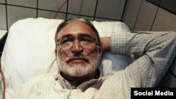 محمد نوریزاد، فعال مدنی زندانی