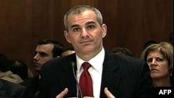Giám đốc Trung tâm Chống khủng bố của Hoa Kỳ Michael Leiter