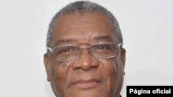 Evaristo Carvalho, vice-presidente da ADI e candidato presidencial em São Tomé e Príncipe