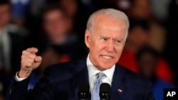 Колишній віце-президент США Джо Байден