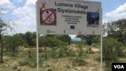 Lumene village