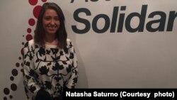 Natasha Saturno