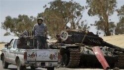 درگیری ها در لیبی میان نیروهای موافق و مخالف دولت ادامه دارد