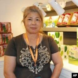 宝珍茶叶总经理钟宝珍