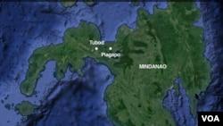 Tubod dan Piagapo, Mindanao, Filipina.