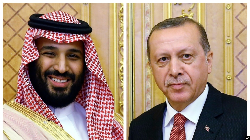 Turkey Seeks Arrest of 2 Former Aides to Saudi Crown Prince