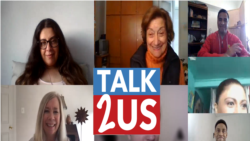TALK2US: Believe in Yourself and Living in Someone's Shadow