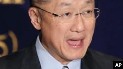 Shugaban Bankin Duniya Jim Yong Kim