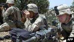 Binh sĩ Hoa Kỳ tại Afghanistan