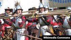 Pikemen's armour