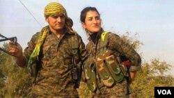 Şervanên YPG