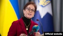 Марі Йованович, посол США в Україні