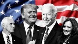 លោក Trump និងលោក Biden ព្យាយាមបញ្ចុះបញ្ចូលអ្នកបោះឆ្នោតនៅសប្ដាហ៍ចុងក្រោយមុនការបោះឆ្នោតមកដល់