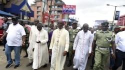 Les évêques lancent un appel pour la paix