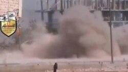 در دمشق ۳۶۰۰ نفر قربانی گازهای سمی شده اند