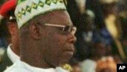 Tsohon shugaban Najeriya, Olusegun Obasanjo.