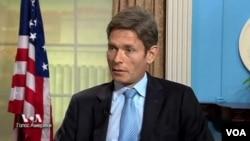 美國助理國務卿湯姆馬林諾夫斯基(資料圖片)