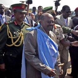 Sudan's President Omar al-Bashir visiting Juba this week