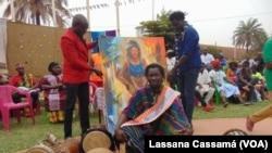 Atcho Express, actor da Guiné-Bissau
