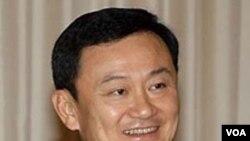 Mantan Perdana Menteri Thailand, Thaksin Shinawatra akan mengunjungi Washington. (foto: dok)