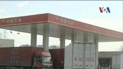 Analis: Tingginya Harga BBM Hambat Pertubumbuhan Ekonomi - Laporan VOA 2 April 2012