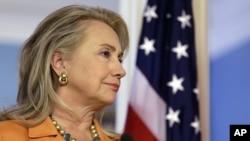 美國國務卿希拉里•克林頓