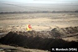 Haşd Şaabi bayrağı