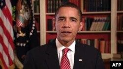 پرزیدنت اوباما جایزه صلح نوبل را قبول کرد