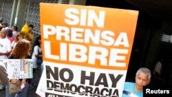 El Día Mundial de la Libertad de Prensa se celebra este próximo 3 de mayo.