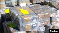 Las intercepciones fueron parte de la Operación Marillo un programa internacional de cooperación contra las drogas.