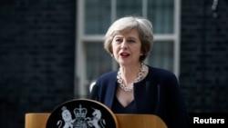 ترزا می روز چهارشنبه ۲۳ تیر ۱۳۹۵ رسما نخست وزیری بریتانیا شد