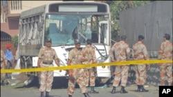 پاک بحریہ کی بسوں پر حملہ، بے اثر حکمت عملی کا مظہر