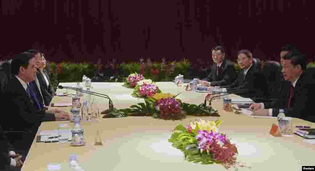 چین، تائیوان کو اب بھی اپنا حصہ تصور کرتا ہے اور وہ چاہتا ہے کہ یہ دونوں خطے ایک ہو جائیں۔