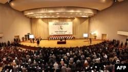 Заседание иракского парламента (архивное фото)