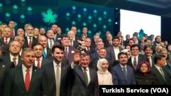 Ahmet Davutoğlu ve kurucular kurulu