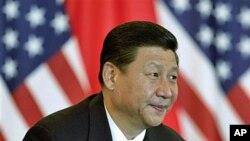 방미를 앞둔 시진핑 중국 국가부주석 (자료사진)