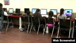 La technologie utilisée dans les écoles pour les leçons, ainsi que pour booster la créativité.