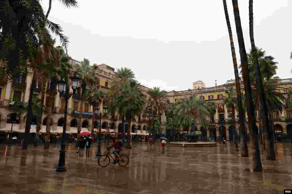 «پلاکا ریال» به معنای میدان پادشاهی، میدانی در «گوتیک کوآرتر بارسلون» است. این محل به خاطر فضاهای باز خود شناخته میشود و یک میعادگاه محبوب تابستانی است.