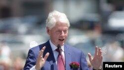 Prezidan Bill Clinton