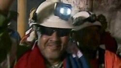 لوییس ارزوئا، سرگروه معدنچیان گرفتار و آخرین فردی بود که از اعماق زمین نجات یافت