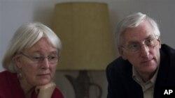 Orang tua Rachel Corrie menuduh pemerintah Israel dengan sengaja membunuh puteri mereka (foto: dok).