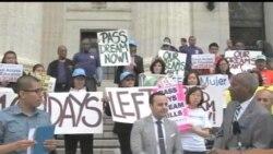 Децата на илегалните имигранти бараат подеднаков третман при заемите за студирање