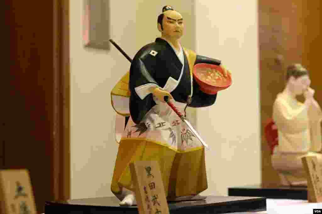 جاپان کے روایتی لباس کی عکاسی