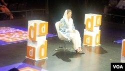رولا غنی طرفدار حضور پررنگ زنان در انتخابات است
